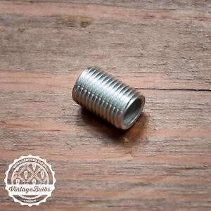 Metal M10 bolt threaded hollow tube 10mm thread rod stem 3 lengths available