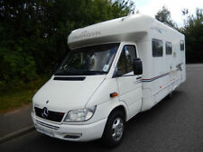 4 Sleeping Capacity Campervans & Motorhomes 2006