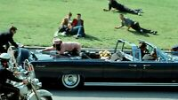 PRESIDENT JFK JOHN & JACKIE KENNEDY DALLAS MOTORCADE ASSASSINATION 8X10 PHOTO