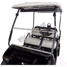 Golf Cart AS4 Clear Street Legal Windshield Club Car DS New 00+*  2-Piece