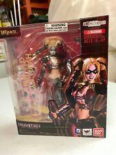 S.H.Figurarts Bandai Harley Quinn Figure
