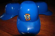 Binghamton Mets B-Mets Mini Logo Helmets (6-Pack)