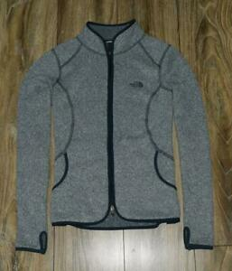 The north face Womens Zip Fleece Size S