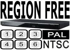 Panasonic DVD-S700EP-K Region Free HD DVD Player HDMI 1080P PAL/NTSC w/ HDMI Cbl