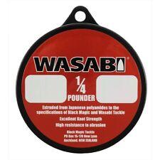 Wasabi Monofilament Line Spool by Anaconda 6 LB