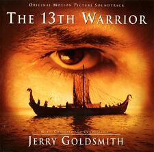 THE 13TH WARRIOR SOUNDTRACK By Jerry Goldsmith CD 1999 Varèse Sarabande