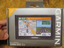 "NEW --- Garmin - Drive 51 EX 5"" Navigation GPS       (lot 1336)"