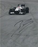 Kamui Kobayashi  SIGNED SAUBER F1 FORMULA ONE CAR RACING 8X10 PHOTO #2