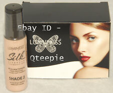LUMINESS AIR - Airbrush FOUNDATION Shade #F2 - .55 oz BOTTLE - SILK FINISH *NEW