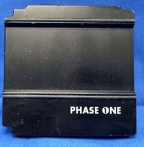 Phase One Digital Metal Protective Back Cover Mamiya Phase One Leaf IQ180 IQ250