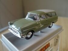 1//87 Wiking Opel capitán 1951 gris oscuro 110 3 a