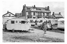 pt9484 - Bispham Lodge , Caravan Park , Blackpool , Lancashire - photograph