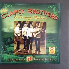 CLANCY BROTHERS & TOMMY MAKEM: The Collection  2CD  50 greatest tracks  New