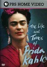 Life and Times of Frida Kahlo DVD Region 1, NTSC