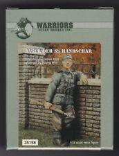 WARRIORS SCALE MODELS 35158 - JAGER DER SS HANDSCHAR - 1/35 RESIN KIT