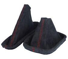 Schaltsack + Handbremsmanschette passend für BMW E 30 5er aus ALCANTARA *NEU*