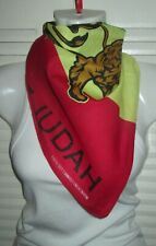 Voxpkrs Reggae Rasta Flag Lion Unisex Sport Scarf Fascia per capellis Bandana Outdoor Sweatband Headwear