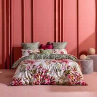 Kas Taneya Quilt Cover Set Multi