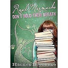 Real Mermaids Don't Hold Their Breath by Helene Boudreau NEW (2012, Paperback)