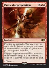 MTG Magic C14 - Word of Seizing/Parole d'appropriation, French/VF