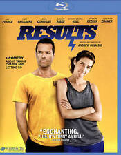 RESULTS The MOVIE on a BLU-RAY DVD Video of BROOKLYN DECKER Workout ROMANTIC New