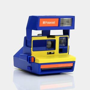 Polaroid Supercolor Esprit Blue 600 Camera