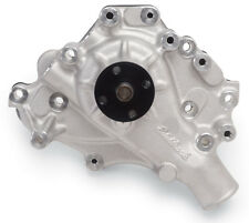 Edelbrock 8843 Victor Series Water Pump Ford 302/351 w/ Left Inlet STD Rotation