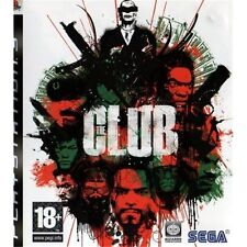 The club PS3 PlayStation 3 Play 3 5060138433946
