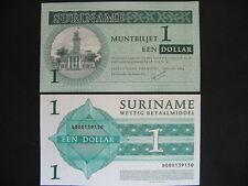 SURINAME  1 Dollar 2004  (P155)  UNC