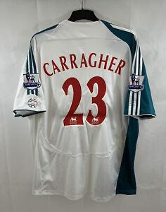 Liverpool Carragher 23 Third Football Shirt 2006/07 (2XL) Adidas B905