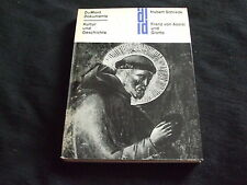 DUMONT documents Culture Histoire Hubert SCHRADE-François d'Assise et Giotto