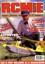 RADIO CONTROL MODELS & ELECTRONICS MAGAZINE 1992 OCT ALEX WEISS AL'S AUTOGYRO