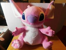 """Extremely Popular Toy!~Disney Store Authentic16"""" Soft Stuffed Plush Angel Lilo"""