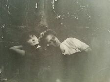 ANTIQUE VINTAGE ATRISTIC LOVERS AMERICAN WOMEN EARLY LGBT FINE LESBIAN INT PHOTO