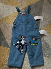 Stella McCartney Childrenswear 9 Months Dungarees Unisex - Brand New