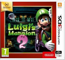 Luigi's Mansion 2 Selects 3DS NEW DISPATCH TODAY ALL ORDERS BY 2 PM