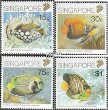 Africa Benin 978-983 Mint Never Hinged Mnh 1997 Marine Fish Topical Stamps