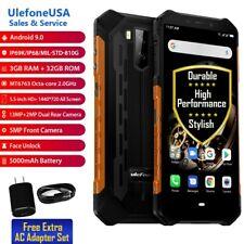 "UlefoneUSA 5.5""Rugged 3GB +32GB Armor X5 Unlock 4G DualSIM NFC Android 9.0(ORG)"
