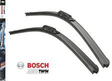 Bosch Aerotwin Front Wiper Blades Set Seat Leon III 09.12> A556S
