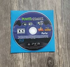 Plants vs. Zombies (Sony PlayStation 3, 2011) PS3 Game Disc Only