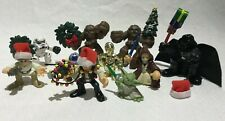 Star Wars Galactic Heroes RARE Holiday Lot 10 figures