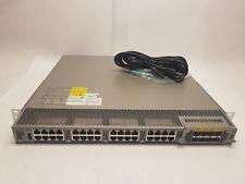 Cisco N2K-C2232TM-10GE Nexus Fabric Extender w/ N2K-M2800P & Dual Power Supplies
