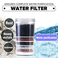 5-Stage Water Filter Purifier Top Ceramic Carbon Mineral Replacement  AU!