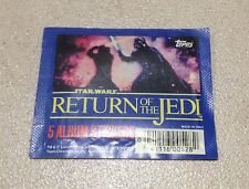 1983 Topps Return of the Jedi Album Stickers - Sealed Pack