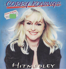 Corry Konings-Hitmedley cd single