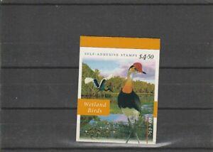 AUSTRALIA WETLAND BIRDS  SET BOOKLET  MNH VF