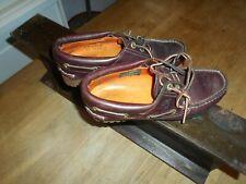 Chaussures plates et ballerines Timberland en cuir pour
