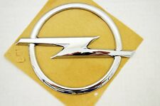Genuine Vauxhall Opel Badge 112mm for Corsa Astra Zafira Vectra