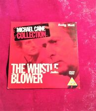 Daily Mail Promo DVD - The Whistle Blower (Michael Caine Collection) - rare