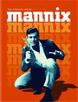 Mannix: The Complete Series [New DVD] Boxed Set, Full Frame, Mono Soun